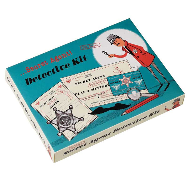 Rex London Secret Agent Detective Kit