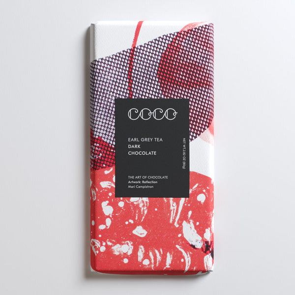 Coco Chocolatier Earl Grey & Bergamot Chocolate
