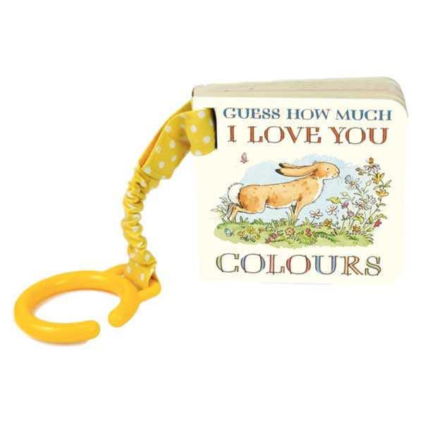 Guess How Much I Love You Colours Buggy Book