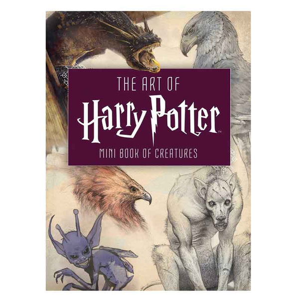 The Art of Harry Potter (Creatures)