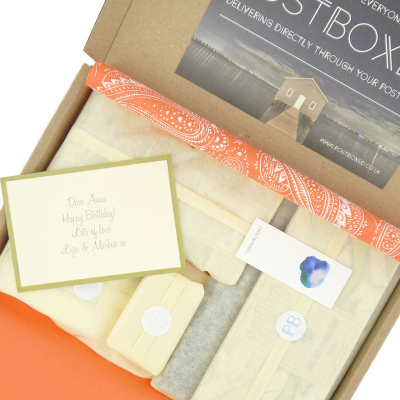 Postboxed Gift Boxes Foodie Box
