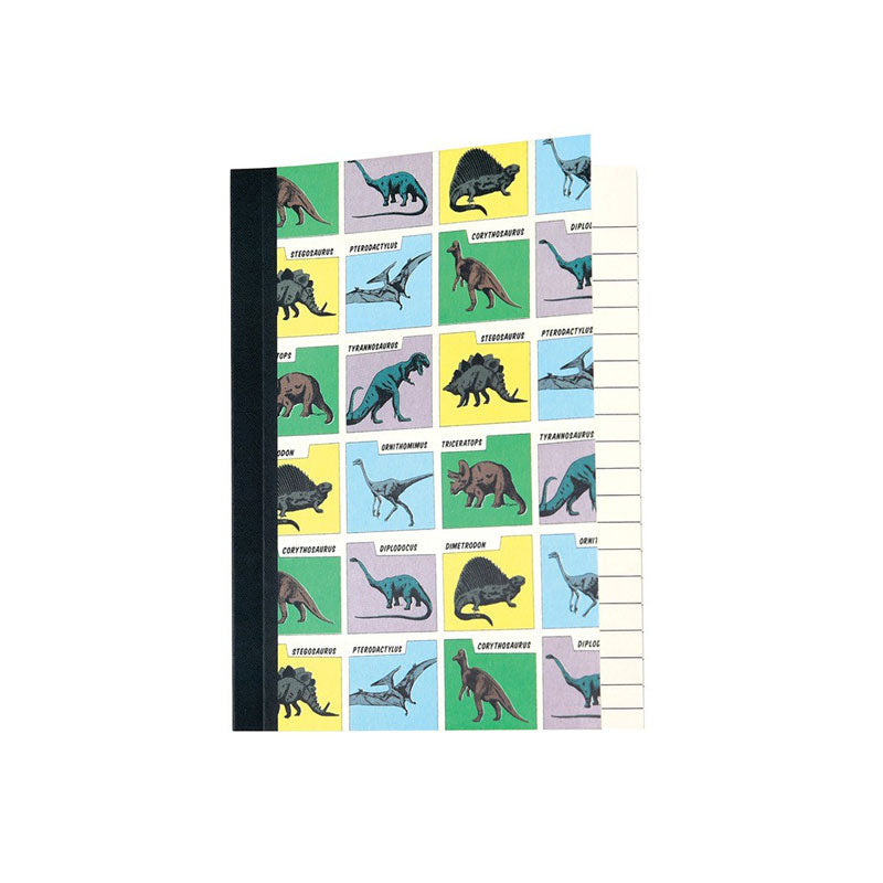 Rex London Dinosaur Notebook