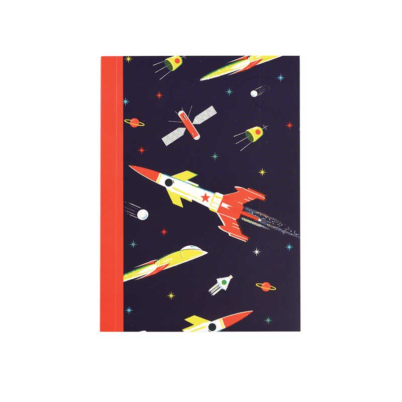 Rex London Space Age Notebook