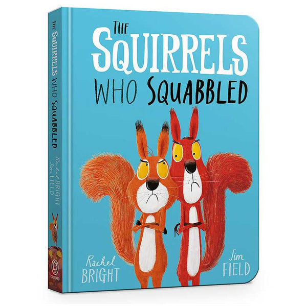 Squirrels who Squabbled (Board)
