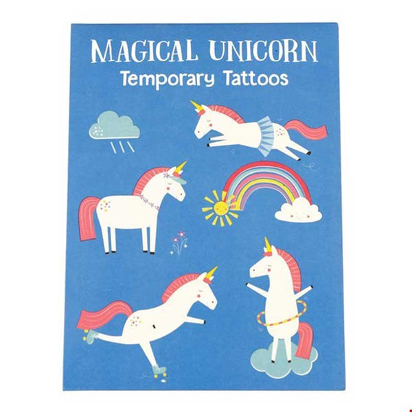 Rex London Unicorn Tattoos