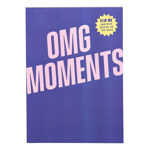 Yes Studio Notebook (OMG Moments)