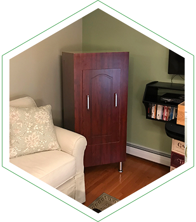The Armoire Green Goddess Supply