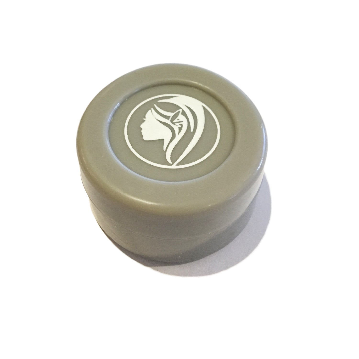 Non-stick Silicone Wax Jar - Gray