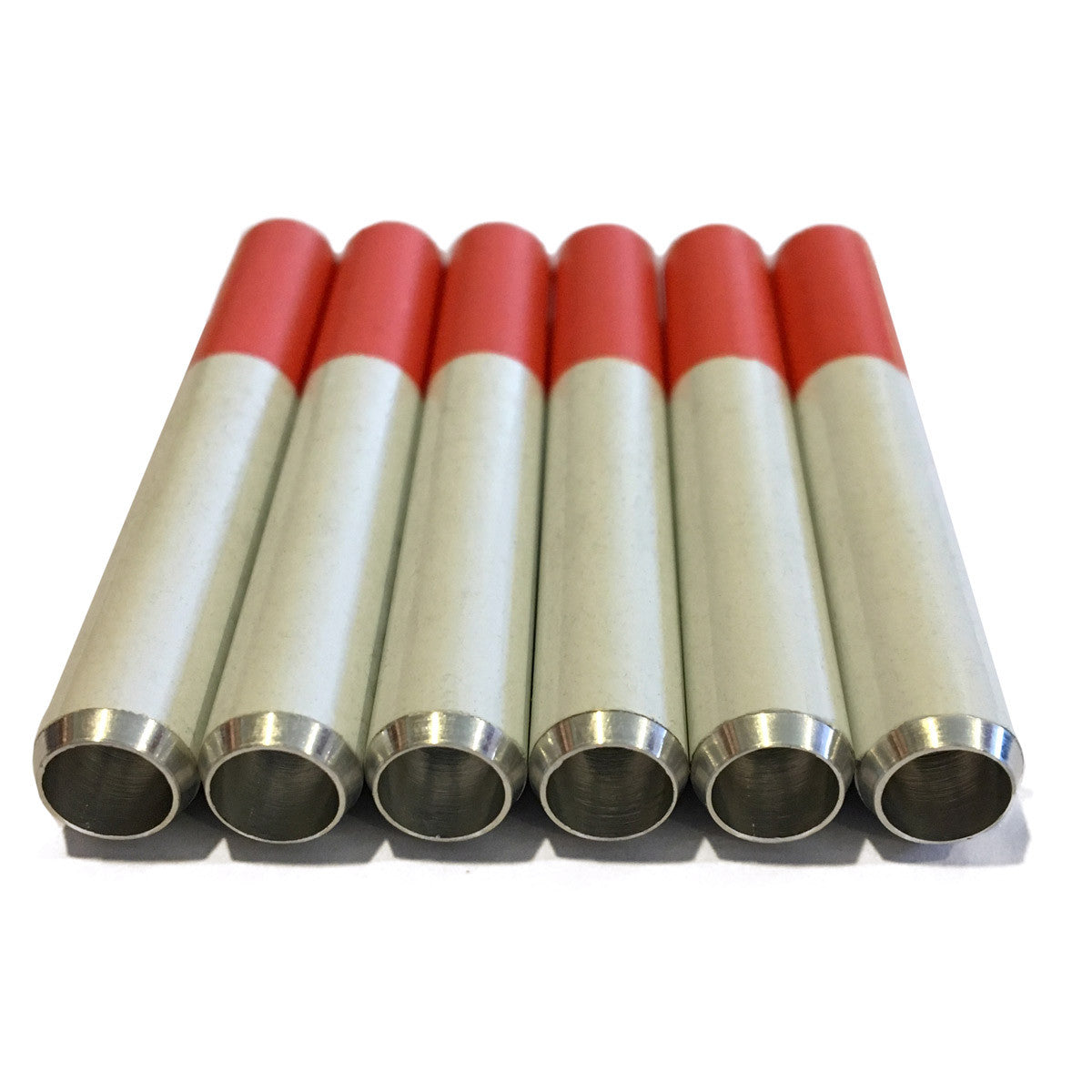 2 Aluminum Tobacco Bat - 6 Pack