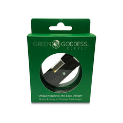 MiniVape - Compact, Discreet, State-of-the-Art Oil Vaporizer (Black) - Green Goddess Supply