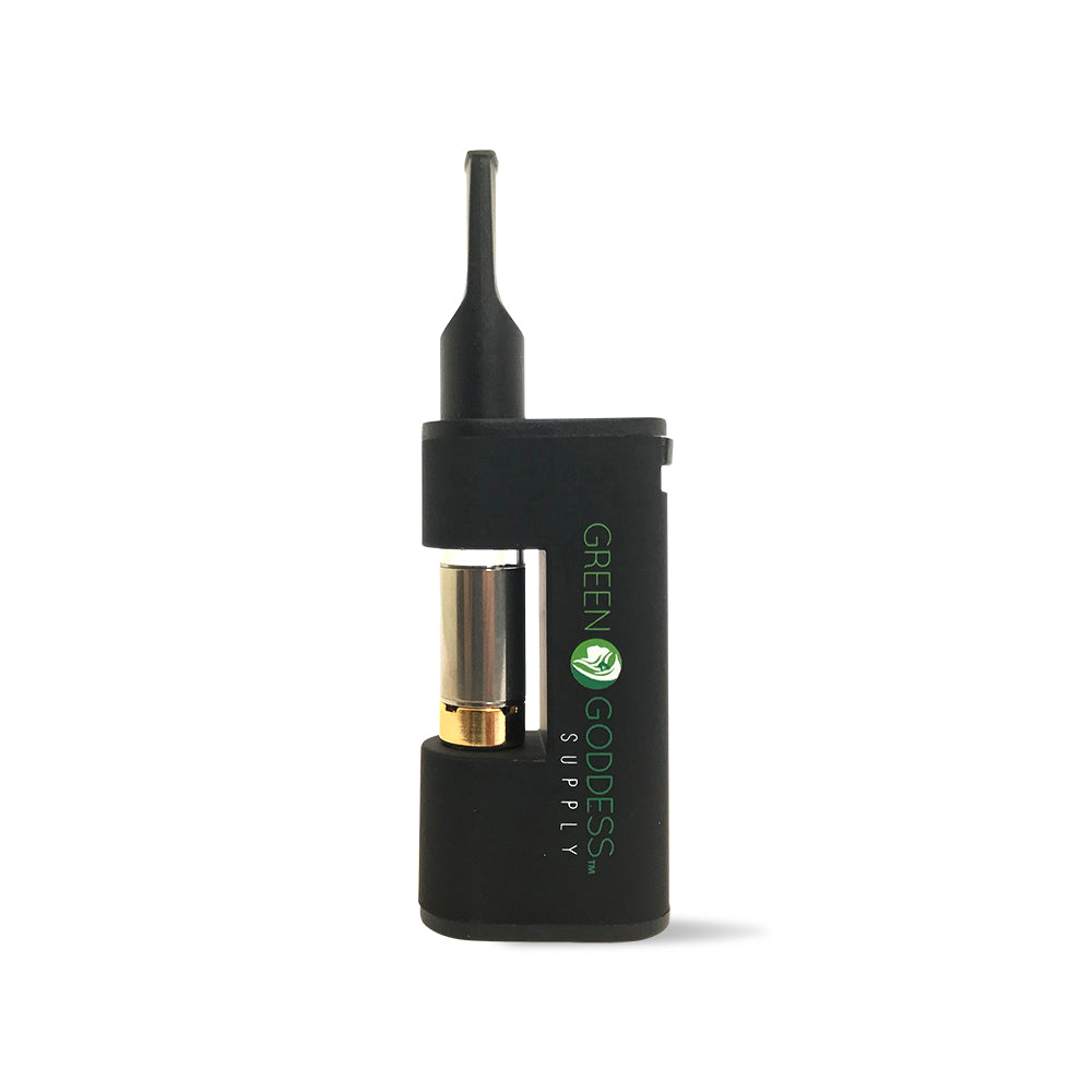 Minivape - Compact  Discreet  State-of-the-art Oil Vaporizer (black)