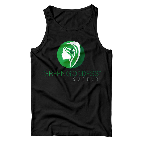 Women's Logo Tank Top Shirt - Black