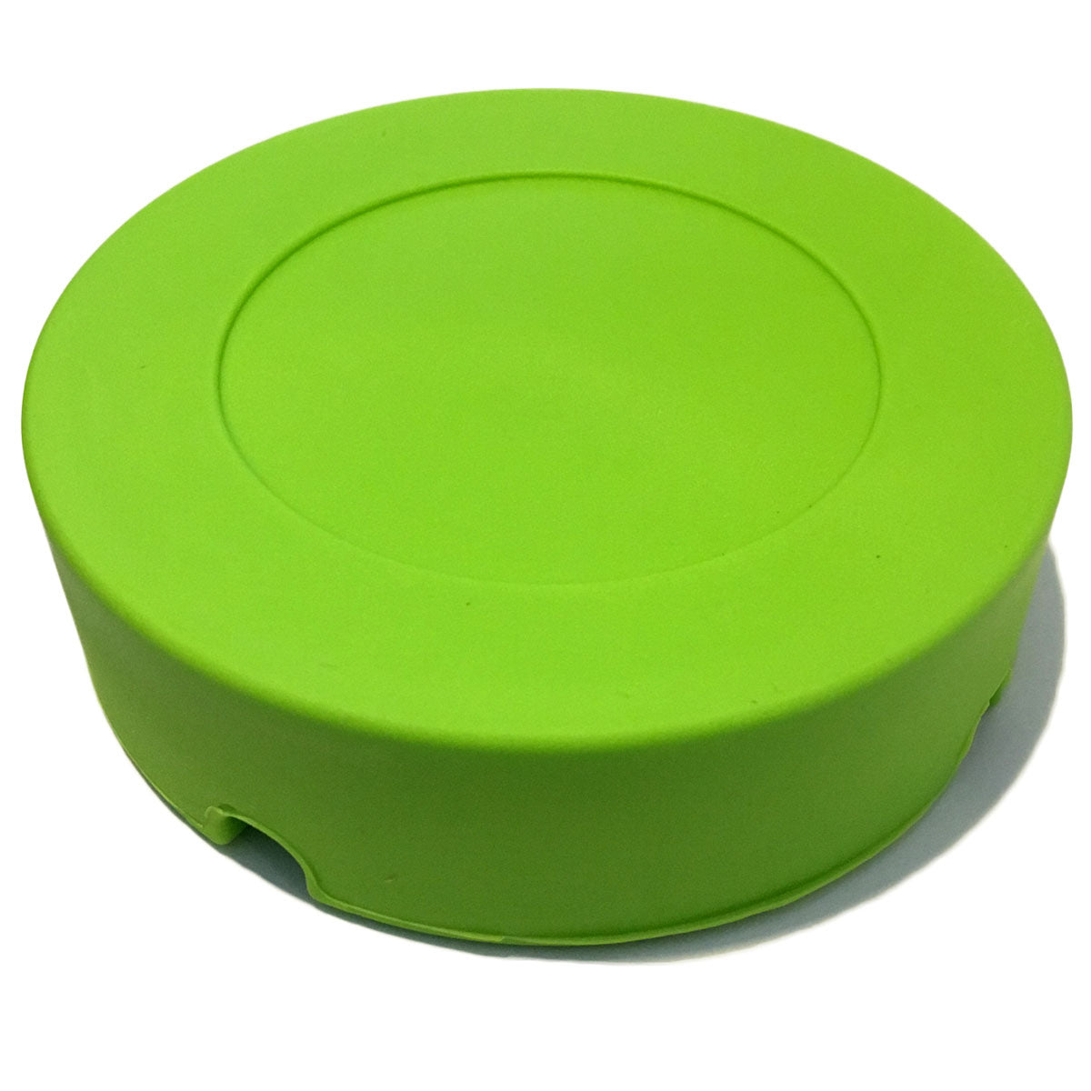 Round Silicone Ashtray - Green - Green Goddess Supply