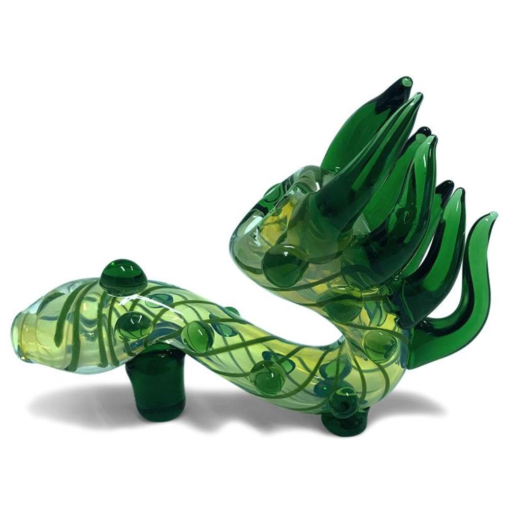 The Green Monster - Glass Sherlock - Green Goddess Supply