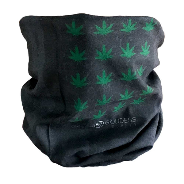 Stoner Nation Flag Face Shield