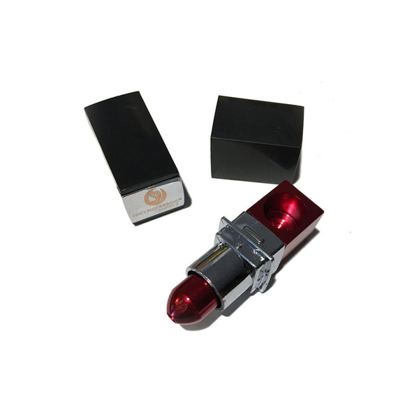 Lipstick Novelty Pipe - Red