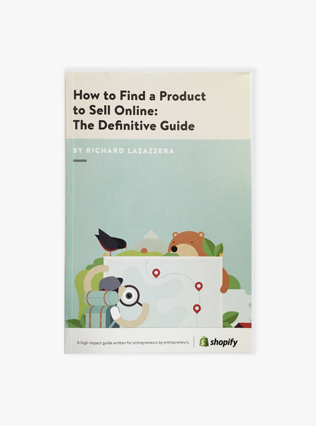 How to Find a Product to Sell Online