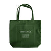 Hunter Green SF Shop Tote