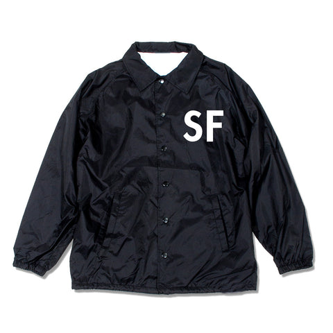SF coach jacket