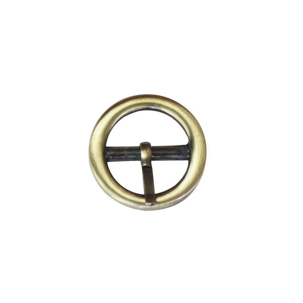 "3/4"" Circle Center Bar Buckle (BO280)"