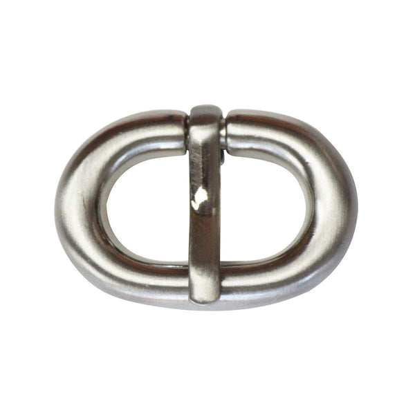 "1"" Oval Rounded Buckle (BO286)"