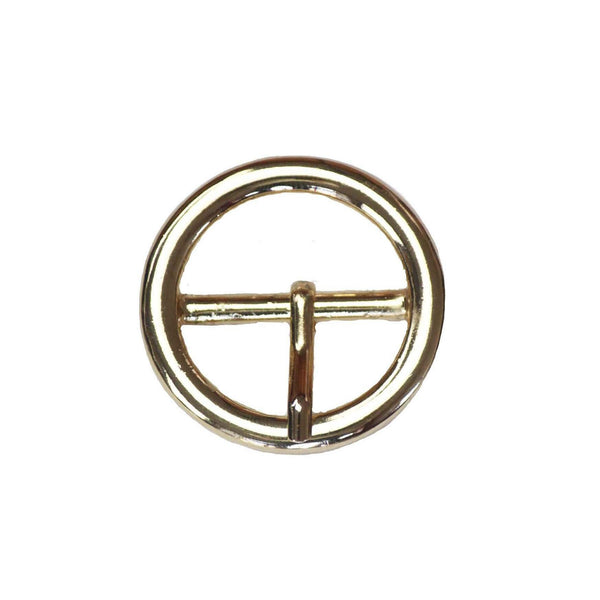 "1"" Circle Center Bar Buckle (BO299)"