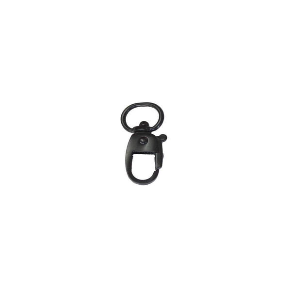 "3/8"" Bolt Snap Hook w/ Clasp + Oval Swivel  End (PH104)"