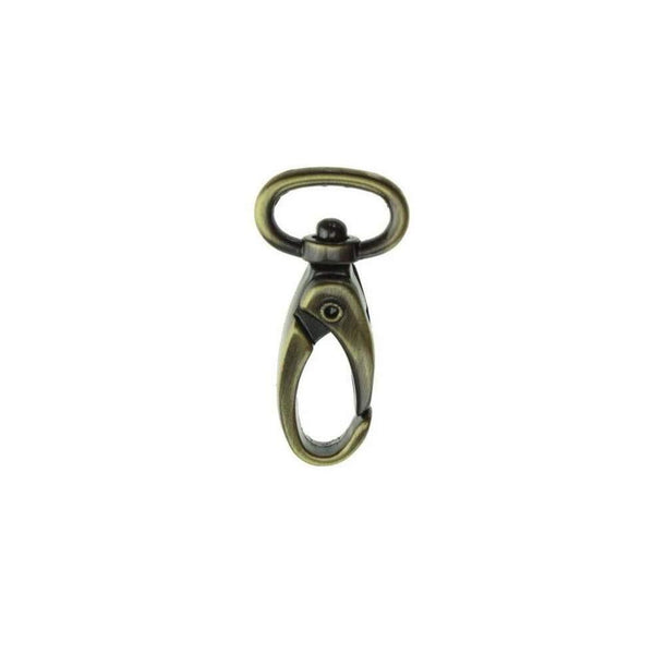 "1/2"" Swivel Lever Snap Hook w/ Oval End (PS03-HS01)"