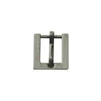 "1/2"" Square Heel Bar Buckle (BO068)"