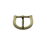 "1/2"" Horseshoe Heel Bar Buckle (BO263)"