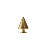 "1/2"" Large Cone Spike Chicago Screw (PE335)"