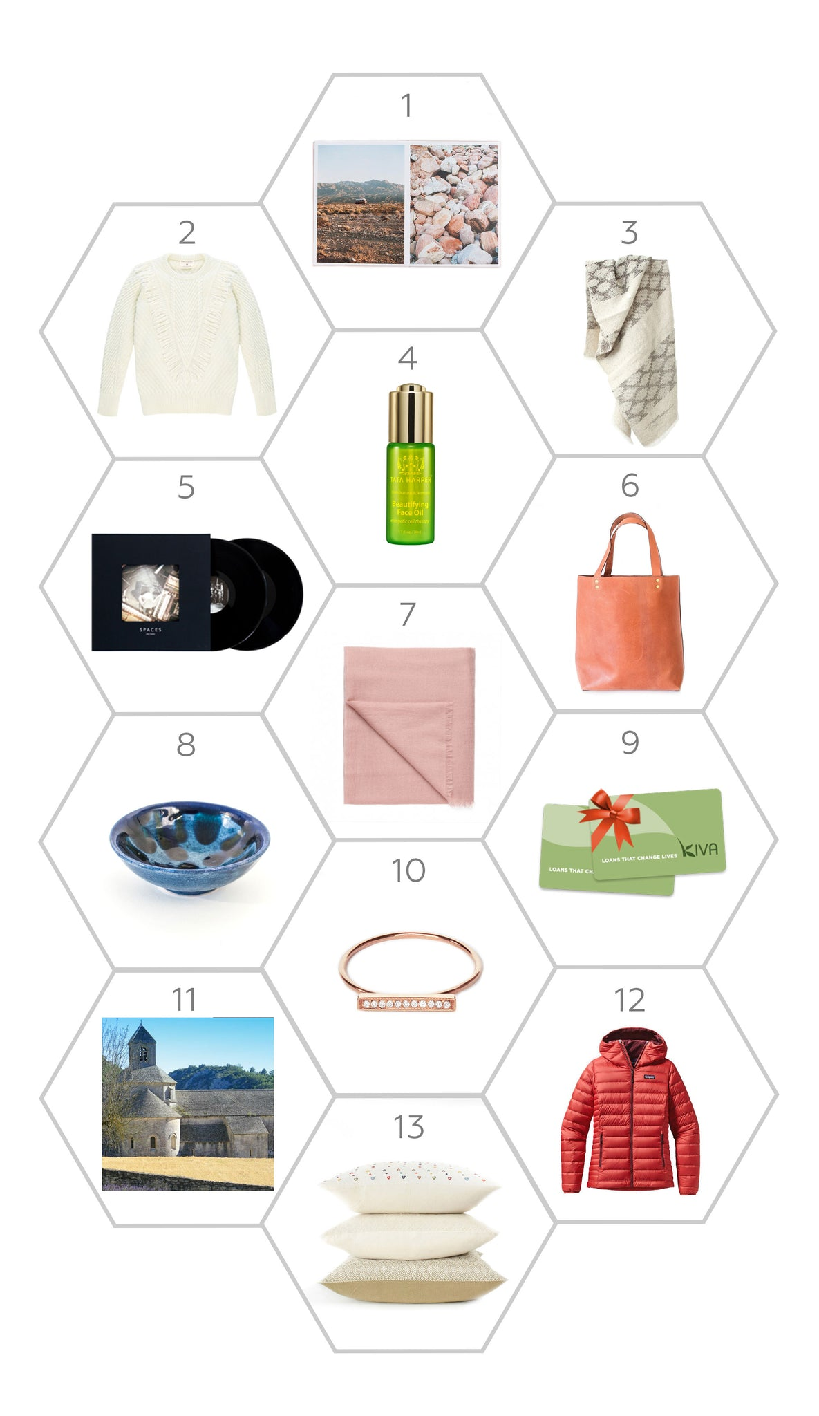Clover Inspired Holiday Gift Guide 2015 part 1
