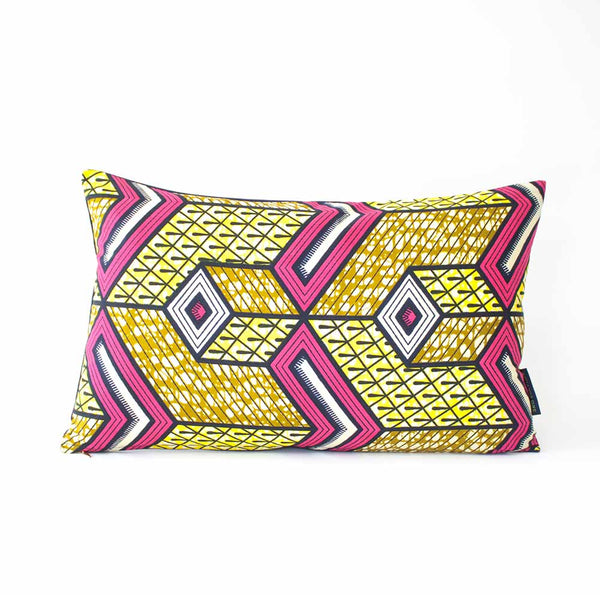 Lubumbashi Pillow Covers