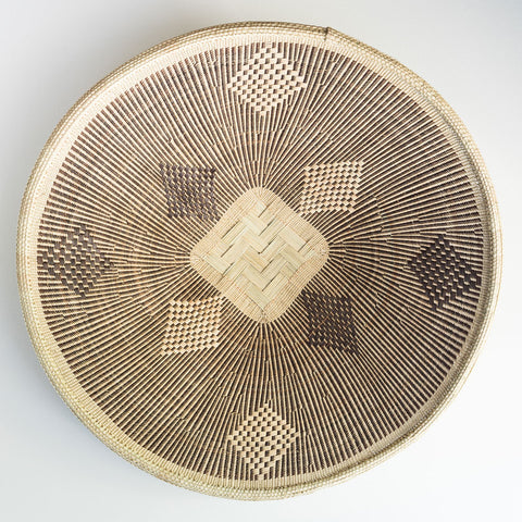Batonga Basket from Zimbabwe in Extra Large