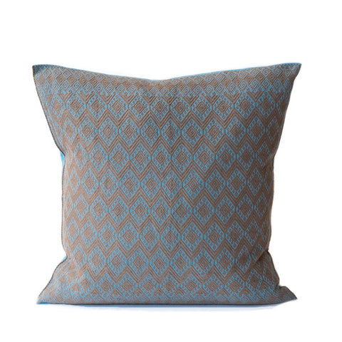 San Cristobal Brocade Pillow VI