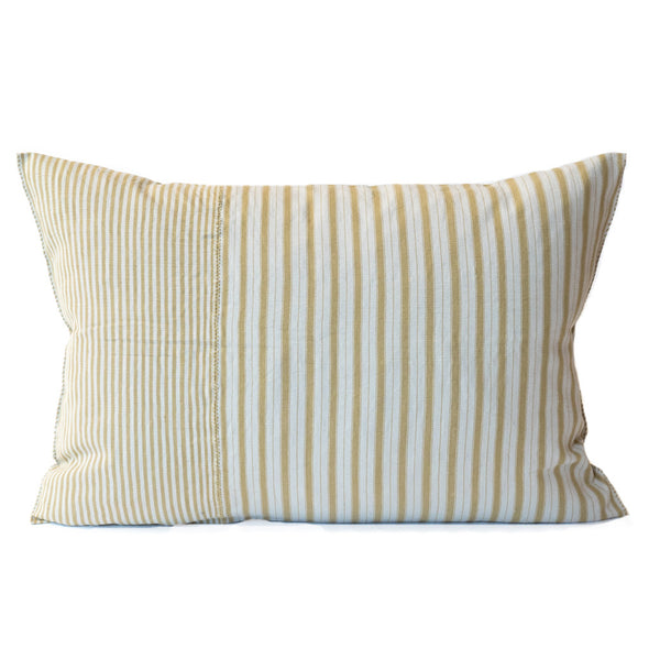 Highlands Stripe Pillow IV from El Camino de Los Altos