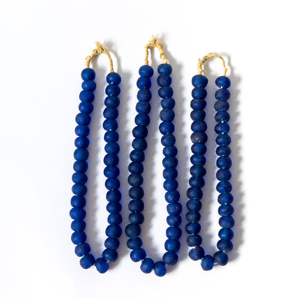 Glass Trade Beads - Blue