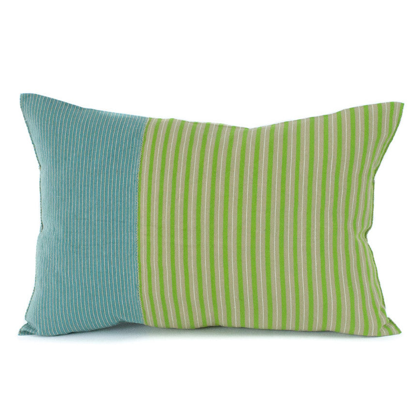 Highlands Stripe Pillow II from El Camino de Los Altos