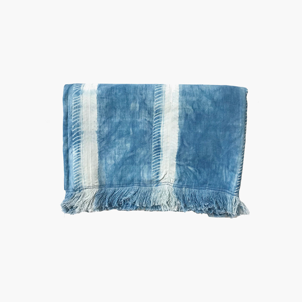 Tensira Indigo Throw VI