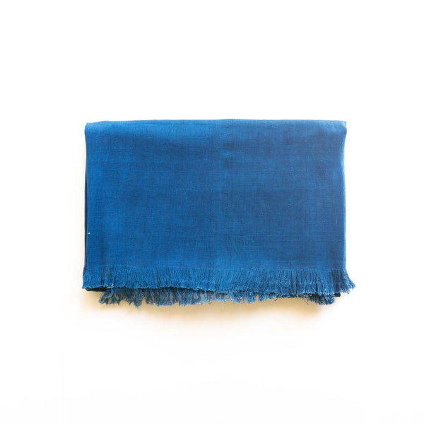 Tensira Indigo Throw IV
