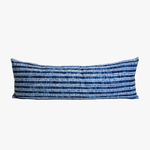 sold out shibori lumbar pillow iiii