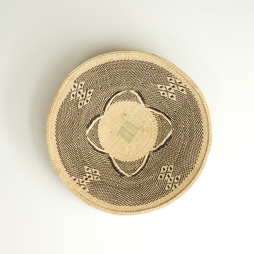 Batonga Basket from Zimbabwe