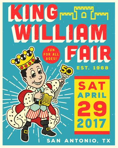 King William Fair - San Antonio