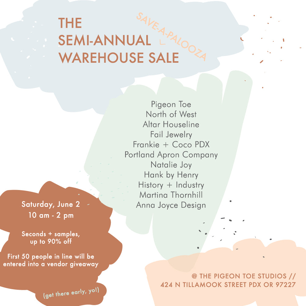 Sample Sale - Portland, OR