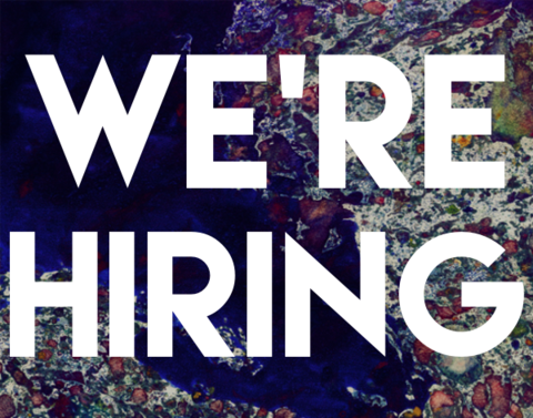 Hiring now: Part-Time Marketing & PR Manager