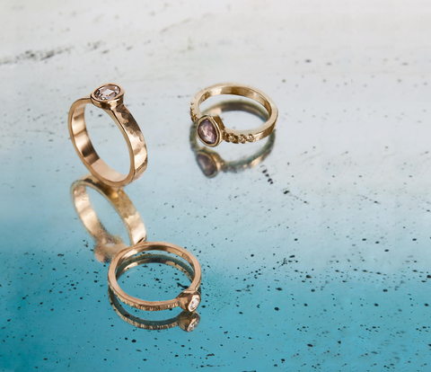 Handmade Engagement Rings Inspired By You