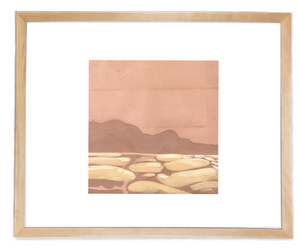 Clouds on the moon, New Mexico Limited Edition Print