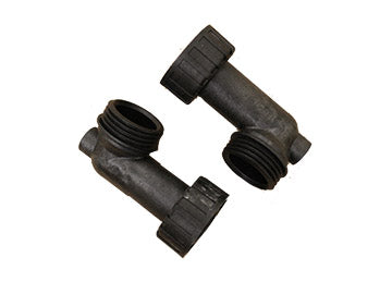 20017X297 D-15 Bypass Valve Vertical Adapter Set (Non-tapped)