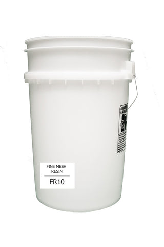Fine Mesh Softener Resin - Out of Stock