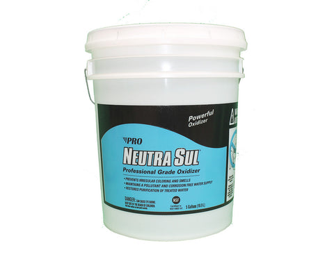 HP-5 Neutra Sul Hydrogen Peroxide 5 gallon